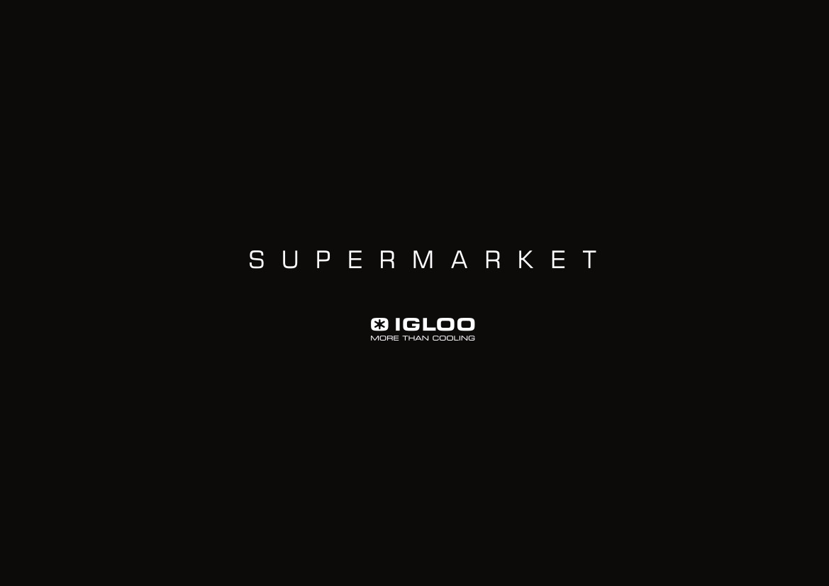 SUPERMARKET KATALOG IGLOO